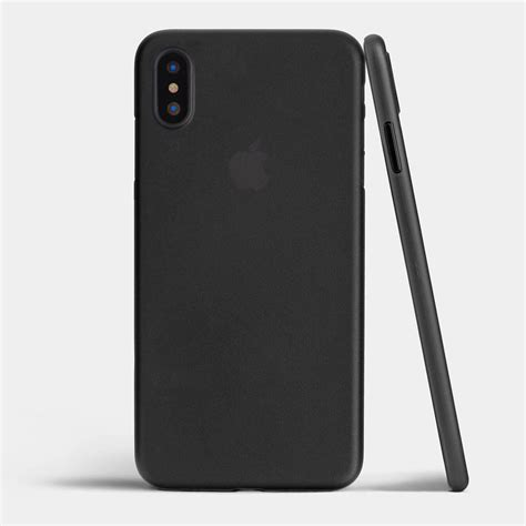 ultra thin iphone x by totallee