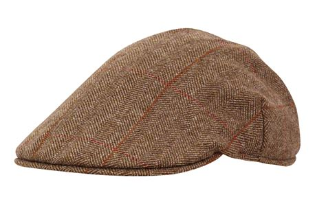 sporting targets country clothing laksen cap flat  pence