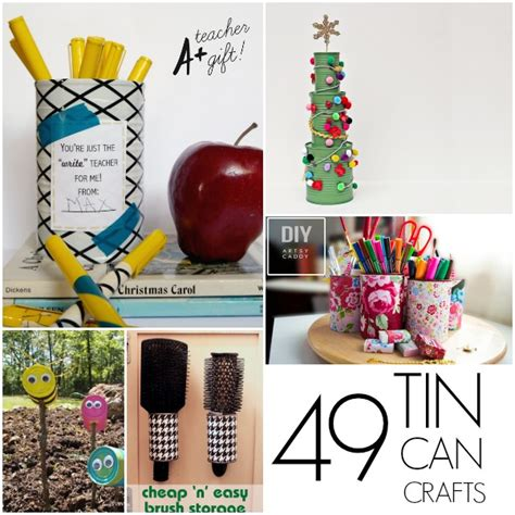 diy crafts with tin cans 49 tin can crafts c r a f t