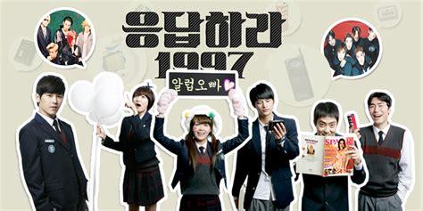 Dvd Drama Korea Reply 1997 Answer Me 1997 187 reply 1997 187 korean drama