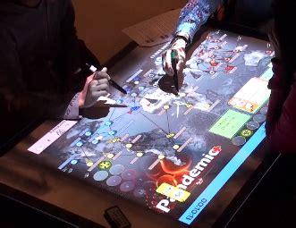 digital board table surfnet