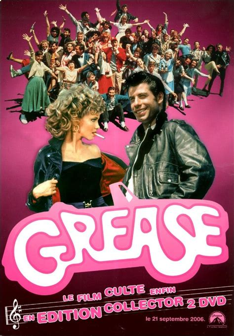 Grease Dvd Launch by Best 25 Grease Dvd Ideas On Greased Lightning