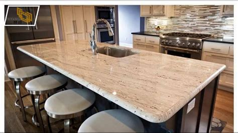 Find Granite Countertops by How To Find The Beautiful River White Granite Countertops