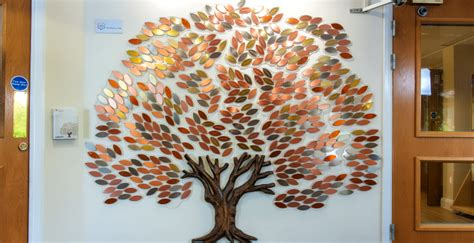 the memory tree memory tree is relaunched st clare hospice