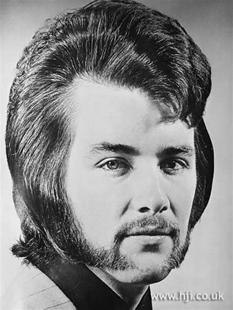 romantic mens hairstyle     history
