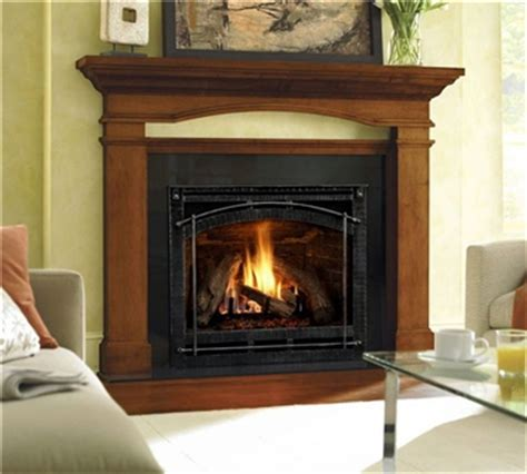 heat n glo vented gas fireplace fireplaces