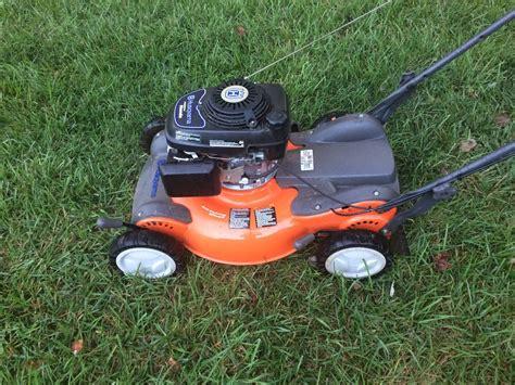 how to start a honda lawn mower husqvarna 21 quot lawn mower model 55r21hv honda engine