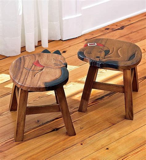 Plow And Hearth Stool by 1000 Images About Log Home Decor On Wood