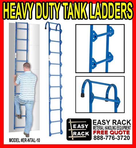 ladder ledge quot free quot heavy duty storage access tank ladders on sale now