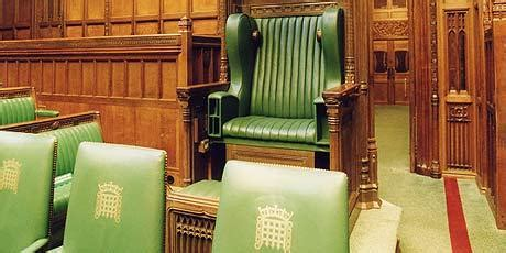 Heritage House Home Interiors The Speaker S Chair Uk Parliament