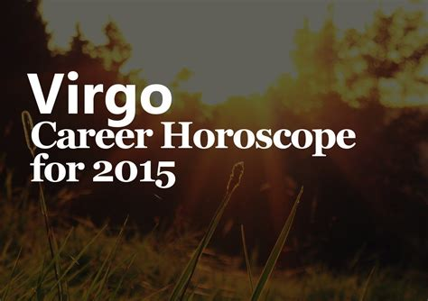 virgo horoscope april 2015 autos post