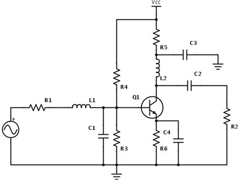 capacitor lifier impedance matching impedance matching in transistor lifier