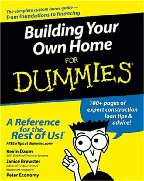 book review building your own home for dummies a house by the park
