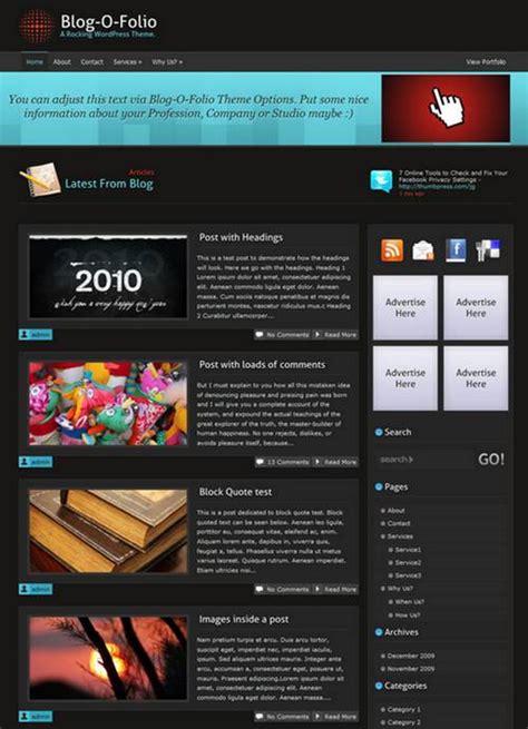 theme wordpress xenon 20 fresh and amazing free wordpress themes