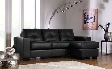 black leather l couch sofa glamorous black leather sofa 2017 design black