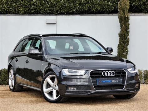 Audi A4 Avant Sale by Used Lava Grey Audi A4 Avant For Sale Dorset