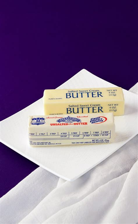 Unsalted Butter Shelf by Salted Or Unsalted Butter The Bearfoot Baker