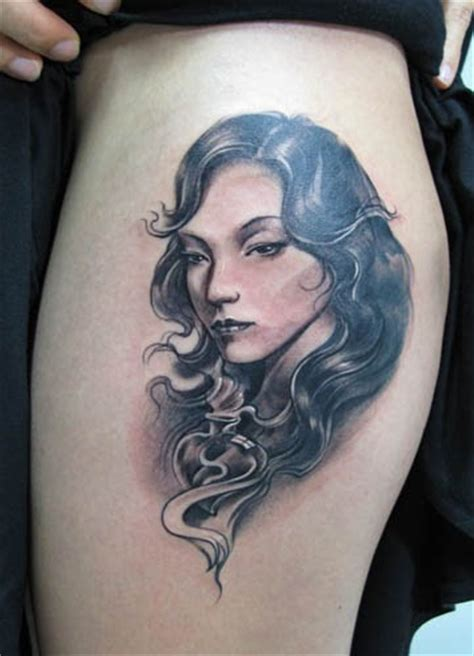 tattoo ideas portraits free tattoo designs portrait tattoo designs part 2