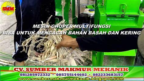 Jagung Giling Pakan Ternak mesin giling pakan ternak kelinci kambing sapi ayam choper