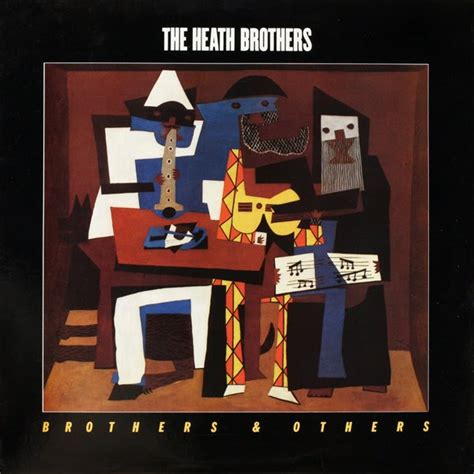 Bros H 14 bentleyfunk the heath brothers 1983 brothers others