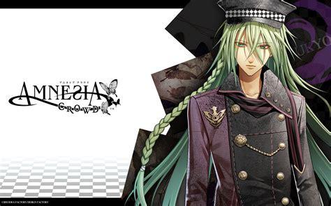 wallpaper anime amnesia ukyo amnesia zerochan anime image board