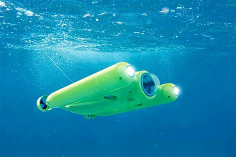 Drone Underwater new underwater drone will show you ultra hd 4k view of the world beneath