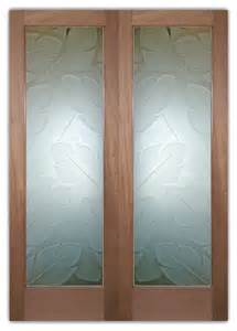 glass front entry doors frosted obscure etched glass