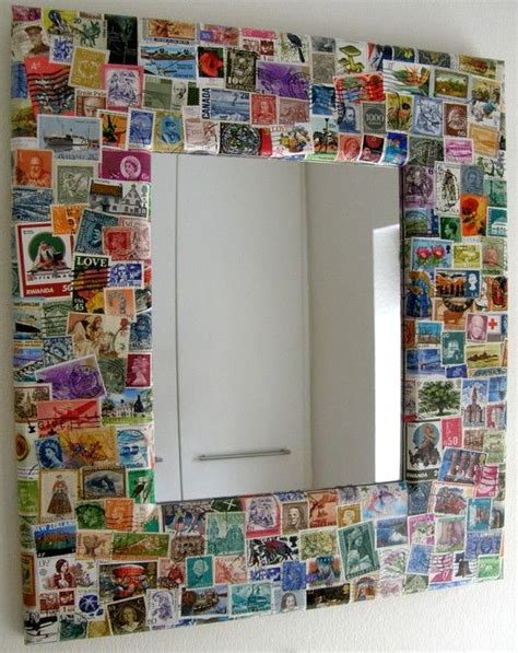 Decoupage Mirror Ideas - 61 best mirror makeovers images on mirrors