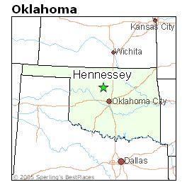 hennessey ok zip code best places to live in hennessey oklahoma