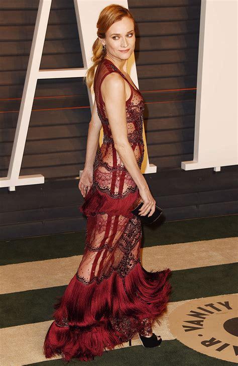Vanity Fair Oscar In N Out Diane Kruger 2016 Vanity Fair Oscar 08 Gotceleb