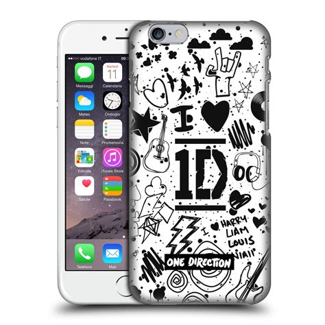 doodle on iphone official one direction doodle design back for