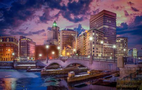Providence Rhode Island Records Foot Bridge Providence Rhode Island The
