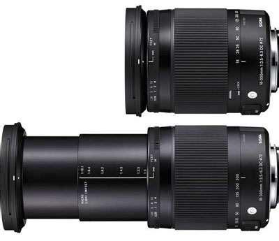 Lensa Sigma Dan Tamron lensa sigma 18 300mm dan 150 600mm