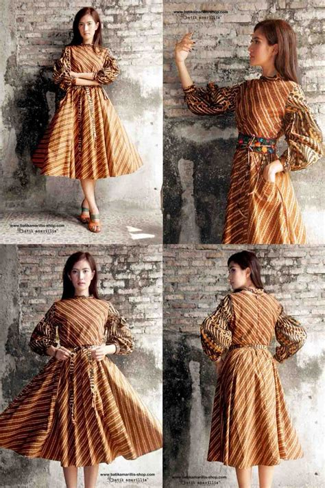 Kebaya Batik Modern Ayunda 17 best images about batik indonesia on day