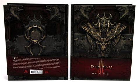 Book Of diablo book of cain review