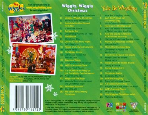 Cd V A A Cool Yule Jazz wiggly wiggly yule be wiggling the wiggles