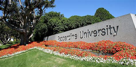 Pepperdine Mba Tuition by Pepperdine