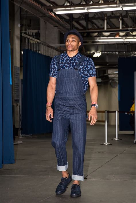 Westbrook Wardrobe by Every Westbrook Has Worn During The 2016