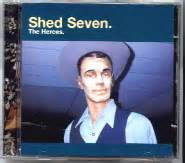 Shed Seven Singles by Shed Seven Cd Single At Matt S Cd Singles