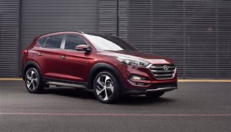 Interesting Lamps by 2017 Hyundai Tucson A Well Known Asia S Suv 187 Vehicle