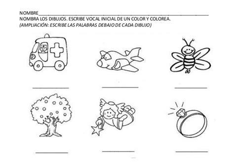 imagenes y palabras con x vocales y palabras