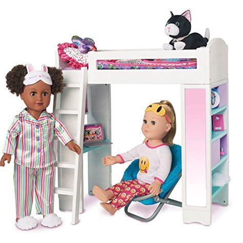 my life bed my life as loft bed furniture for doll babies and kiddos