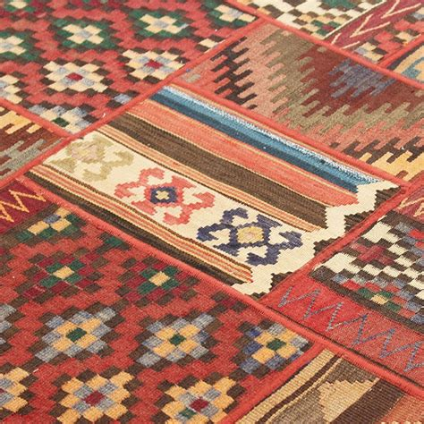 10 X 10 Kilim Rugs by 6 6 Quot X 10 Kilim Patchwork Area Rug High Quality