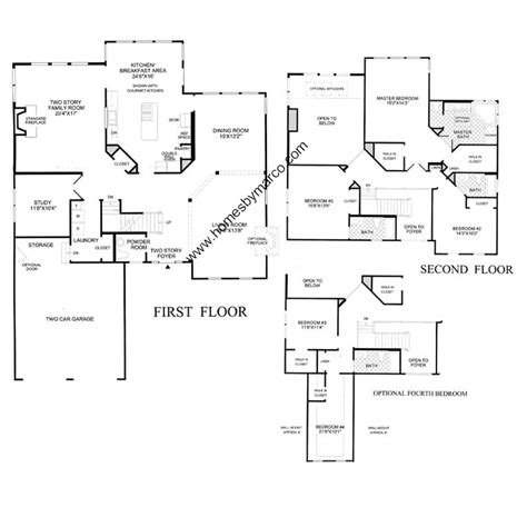 model floor plans greenbriar model in the hawthorn woods country club