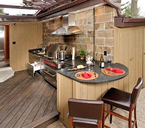 desain dapur sederhana outdoor desain dapur outdoor modern untuk rumah minimalis