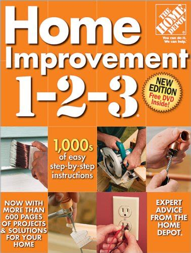 home improvement 123 book get best products review