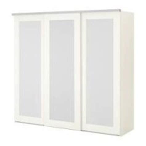 Armoire Elga Ikea by Elg 197 Armoire 3portes Coulissantes Blanc Aneboda Blanc