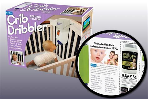 Prank Pack Crib Dribbler by Ouch Sensation Talk Toys