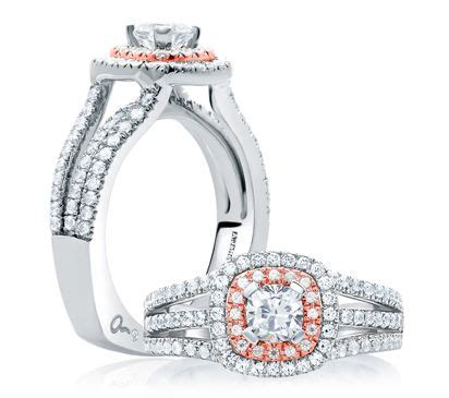 Halo Ring 1253 67 best a jaffe images on wedding bands
