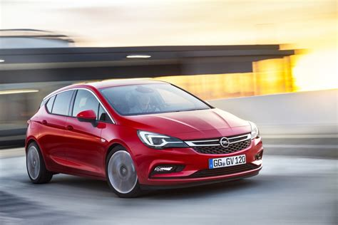 opel door 2016 opel astra k revealed gm authority
